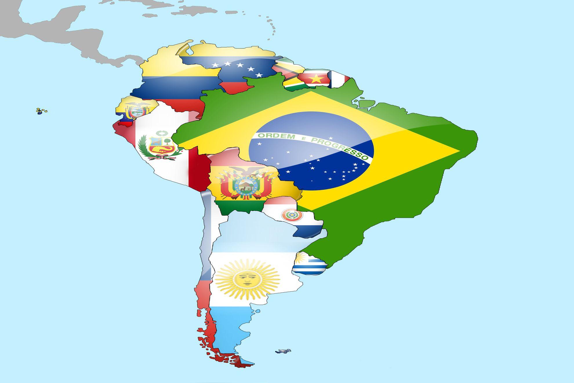 South America English
